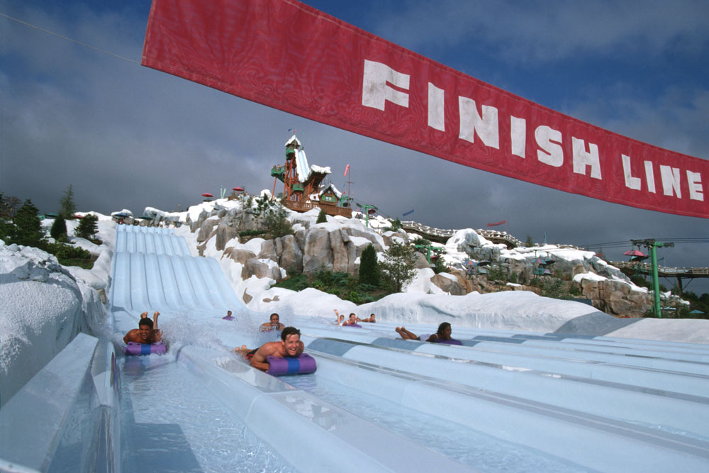 Parc Disney's Blizzard Beach