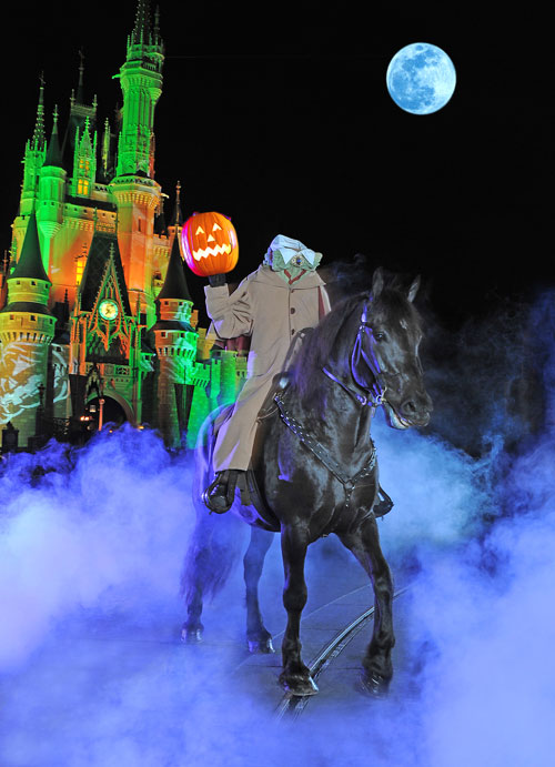 Halloween Party Epcot