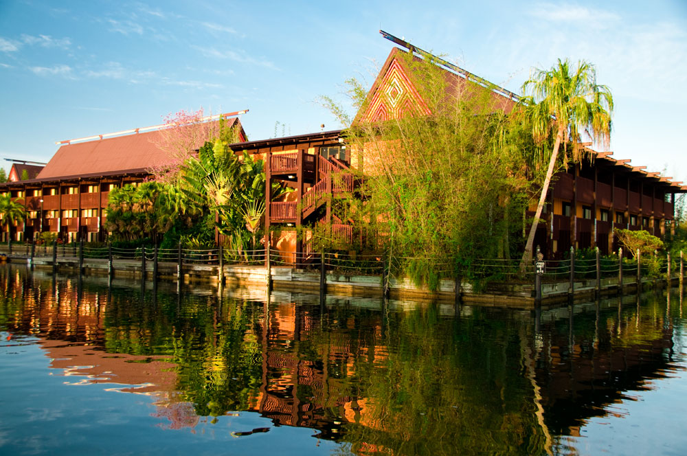 Hôtel Disney's Polynesian Village Resort