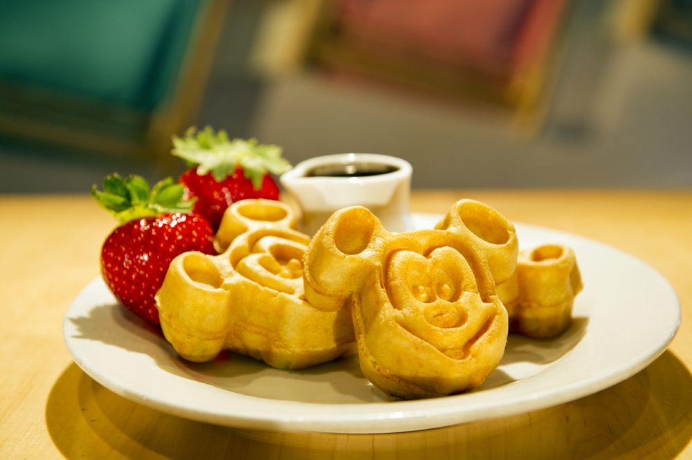 repas du Walt Disney World Resort